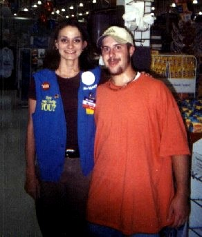 Melissa and Jeremy Cobb